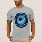 Hockey-Nacht in Retro Logo Kanadas T-Shirt