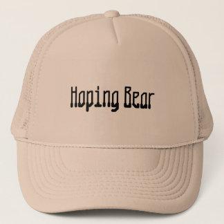 Hoffen des Bären Truckerkappe