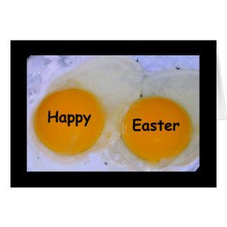 Hoffen Sie, dass Ihr Ostern Ei-stra Special ist! Karte