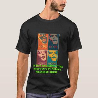 HOFFEN Sie, der 44. Präsident des vereinigten T-Shirt