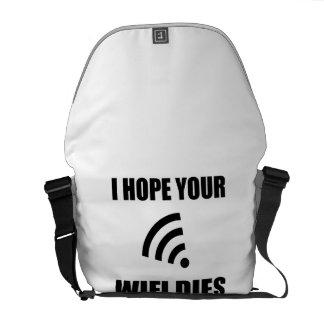 Hoffen Sie Ihre Wifi Würfel Kuriertaschen