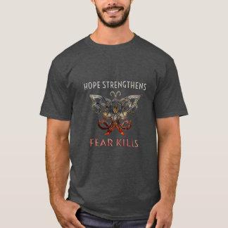 Hoffnung verstärkt T-Stück T-Shirt