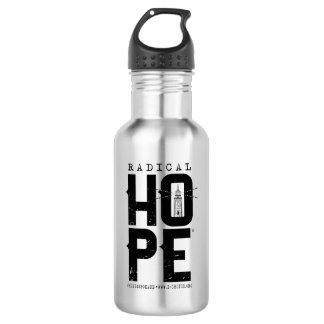 HOFFNUNG Wasser-Flasche Trinkflasche