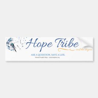 Hoffnungs-Stamm - Geisteskrankheit SupportBumper Autoaufkleber