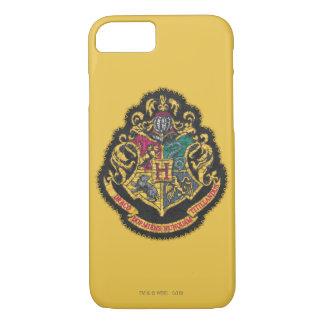 Hogwarts Wappen - zerstört iPhone 7 Hülle