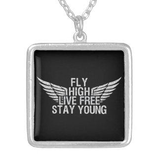 HOHE kundenspezifische Halskette der FLIEGE