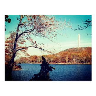Höhepunkt-Monument Postkarte