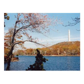 Höhepunkt New-Jersey Postkarte