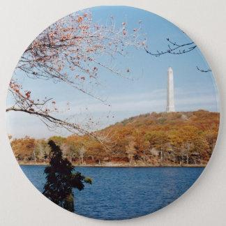 Höhepunkt New-Jersey Runder Button 15,3 Cm