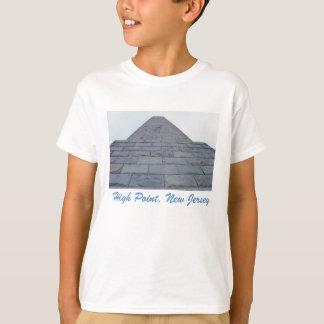 Höhepunkt, New-Jersey T-Shirt