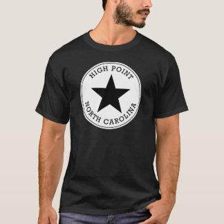 Höhepunkt-North Carolina-T-Shirt T-Shirt