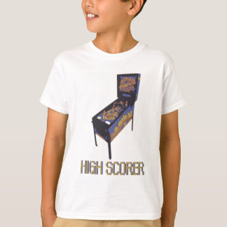 Hoher Punktezähler T-Shirt