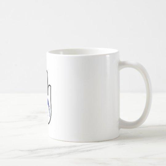Höhere Erleuchtung Tasse