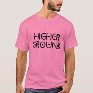 Höherer Boden-T - Shirt