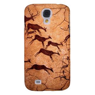 Höhlen-Kunst-Speck-Rechtssache 2 Galaxy S4 Hülle