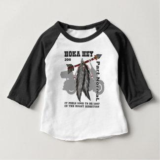 Hoka he Unterstützung! Baby T-shirt