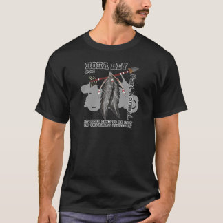 Hoka he Unterstützung! T-Shirt