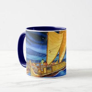 Hokulea, das Kanu Voyaging ist Tasse