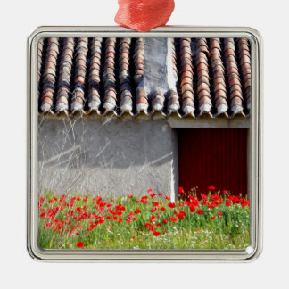 Hola Espana/hallo Spanien-Reise Silbernes Ornament