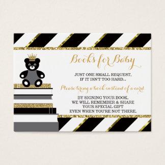 Holen Sie eine Buch-Karte, kleinen Prinzen, Visitenkarte