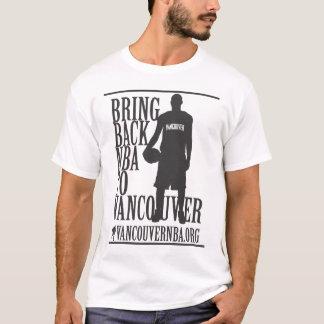 Holen Sie Van B2 zurück NBA T-Shirt