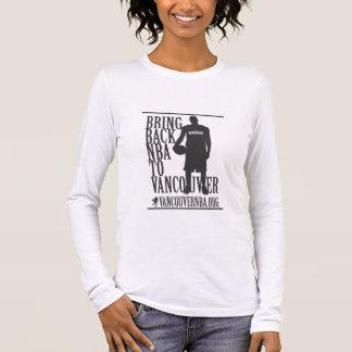 Holen Sie VAN LP1 zurück NBA Langärmeliges T-Shirt