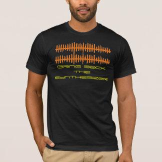 Holen Sie zurück den synthesizer! T-Shirt