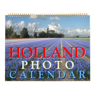 Holland-Foto-Kalender Abreißkalender