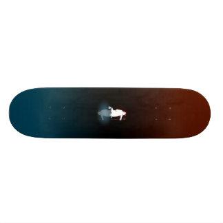 Hölle auf Erden Bedruckte Skateboarddecks