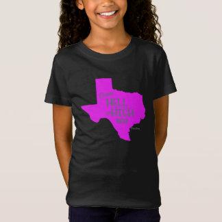 Hölle oder hohes Wasser #Texas starke T - T-Shirt
