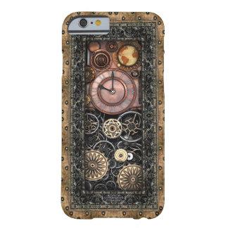 Höllischer Steampunk Timepiece #2B Vintages Barely There iPhone 6 Hülle