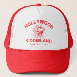 Hollywood Kiddieland, Chicago, IL. Vergnügungspark Truckerkappe