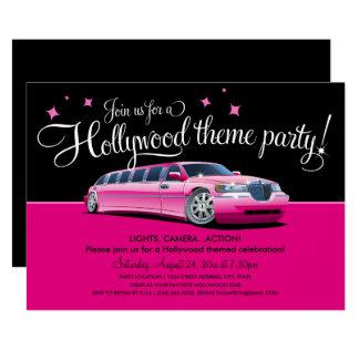 Hollywood Party Einladungen | Zazzle.ch, Einladungsentwurf