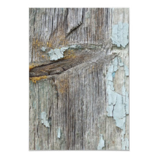 Holz 8,9 X 12,7 Cm Einladungskarte