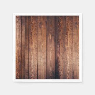 Holz-Blick Servietten