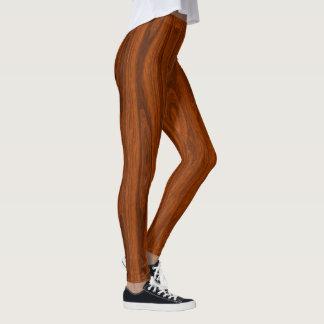 Hölzerne Beine Leggings