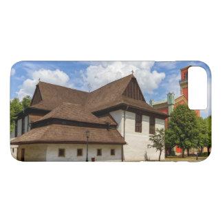 Hölzerne Gelenkkirche in Kezmarok, Slowakei iPhone 7 Plus Hülle