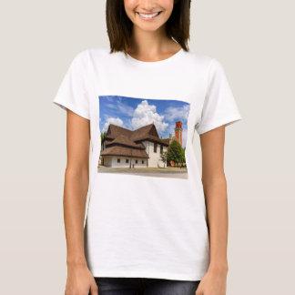 Hölzerne Gelenkkirche in Kezmarok, Slowakei T-Shirt