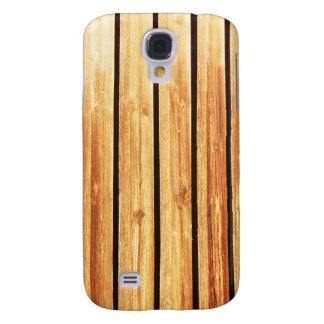 Hölzerne Möbel-natürliche Galaxy S4 Hülle