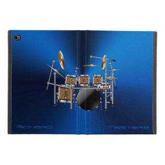 Hölzernes Korn-Trommel-Set-iPad Air ケース für iPad Mini 4 Hülle