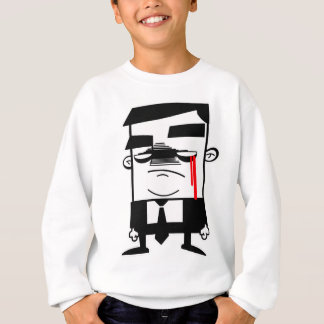 Hombre Grises Sweatshirt