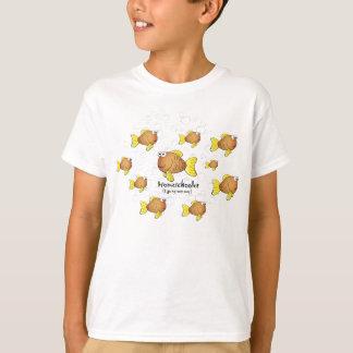 Homeschooler Fische T-Shirt