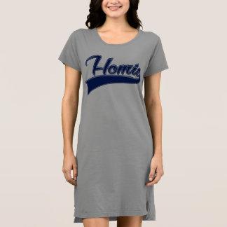 Homie T - Shirt-Kleid Kleid
