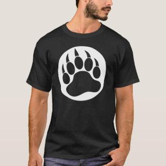 Homosexuelle Bärentatze/Tatze für dunkle T-Shirt