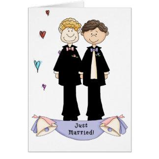 homosexuelle Ehe Karte
