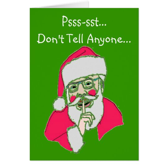 """Homosexuelle Weihnachtskarten---""""Die verdrehte Grußkarte"""