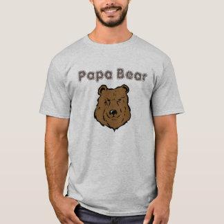 Homosexueller Bärnstolz Papa-Bär T-Shirt