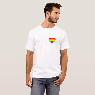 Homosexuelles Liebe-Shirt T-Shirt