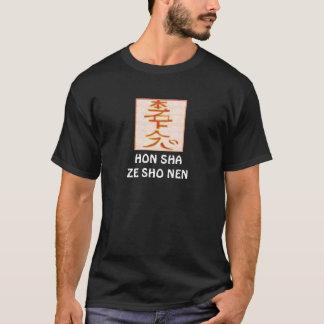 HON SHA ZE SHO NEN - Reiki Abstandsheilen T-Shirt