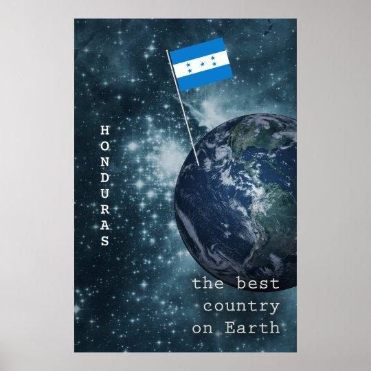 Honduras aus dieser Welt heraus Poster